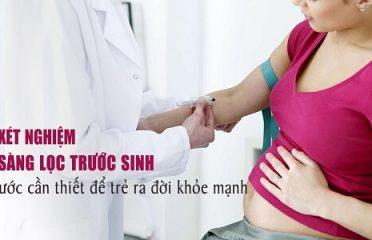 các xét nghiệm sàng lọc trước sinh