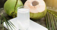 Quan hệ xong uống nước dừa